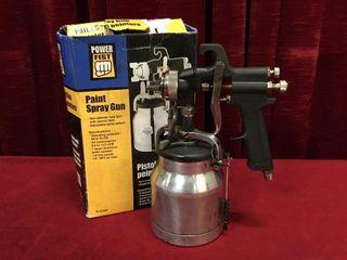 Power Fist Paint Spray Gun
