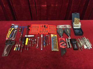 Various Shop Tools