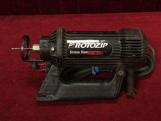 Roto Zip Spiral Saw   Tested   30 000rpm