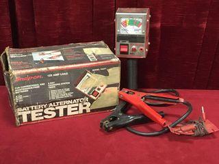 Snap On YA271 Battery   Alternator Tester   Tested