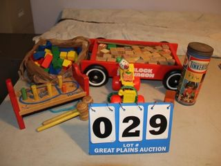 lot of Vintage Toys