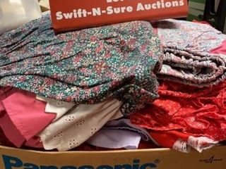 lot of Assorted Square Dancing Skirts