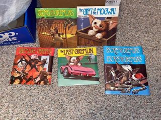 Gremlins Books   45 Records