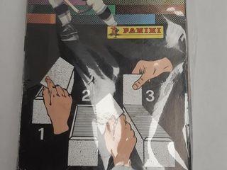1990 91 PANINI HOCKEY AlBUM STICKERS BOX