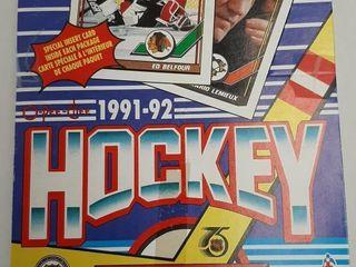 1991 21 OPEECHEE HOCKEY CARDS BOX