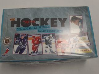 1998  99 PANINI HOCKEY CARD PHOTOCARDS