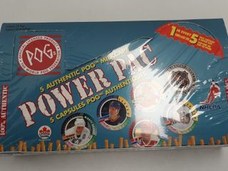 1994 POG HOCKEY POWER PAC