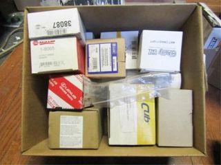 Box of Misc Auto Parts