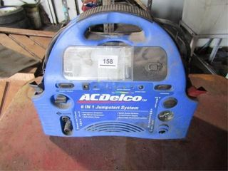 AC Delco 6 in 1 Jumpstart System