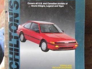 Acura Service Manual