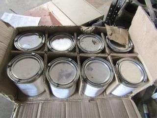 8 Cans Dupont Epoxy Bed liner