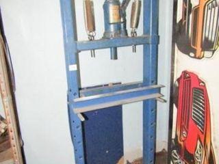 12 Ton Hydraulic Press