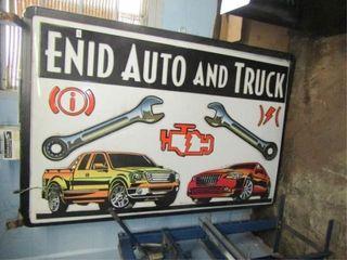 Enid Auto Sign