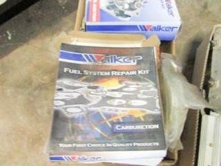 Box of Misc Repair Kits