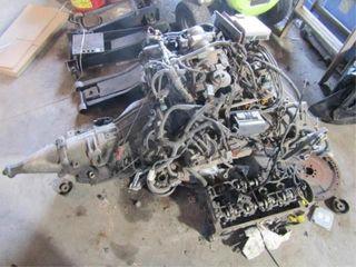 1996 lincoln 4 6l v8 engine   Trans