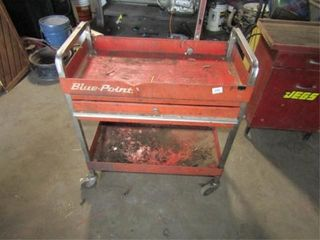 BluePoint Rolling Cart