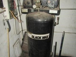 Sanborn Blackmax Air compressor