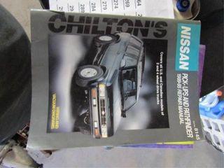Chilton Nissan Repair Manual