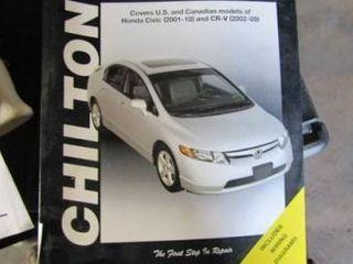Honda Repair Manual