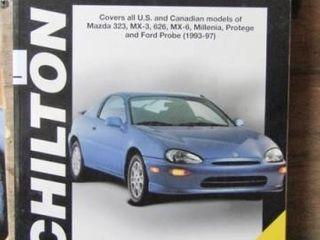 Mazda Service Manual