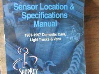 Sensor location   Spec Guide