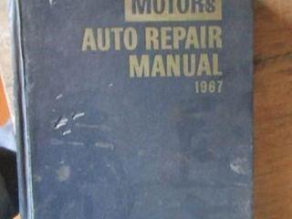 MotorIJs 1967 Repair Manual