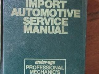 ChiltonIJs Import Service Manual