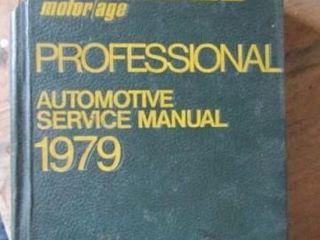 ChiltonIJs Auto Service Manual 1979