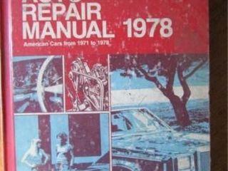 ChiltonIJs Auto Repair Manual