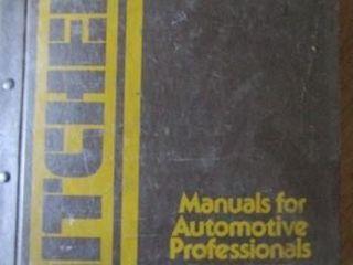 Mitchel Electrical Service and Repair Manual