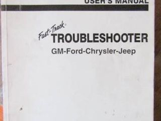 Snap On Troubleshooter Manual