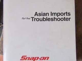 Snap On Asian Import Troubleshooter Manual