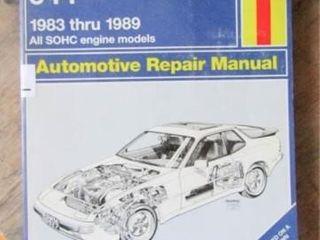Porsche Service Manual