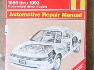 Toyota Service Manual