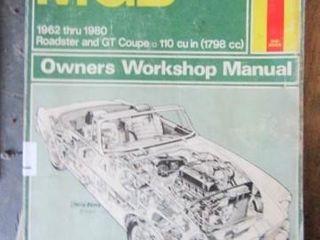 MGB Service Manual
