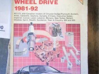 Chrysler Service Manual