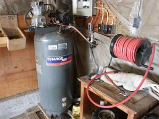 DEVIlBISS CHARGE AIR COMPRESSOR