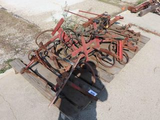 SKID OF CUlTIVATOR UNITS   PARTS