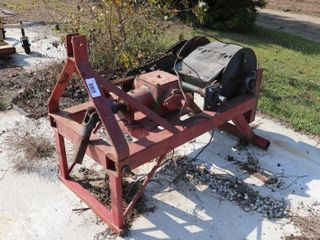 3PTH CABlE SKIDDER WINCH
