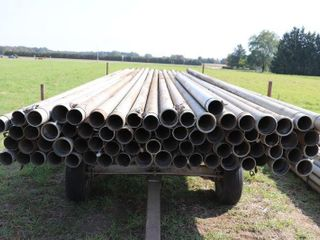 72   5  X 30  IRRIGATION PIPE