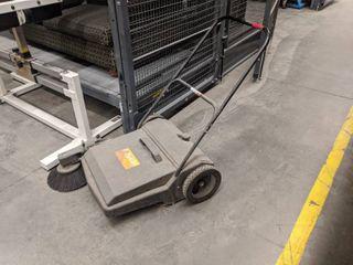 Dayton Walk Behind Floor Sweeper Model 5Z042
