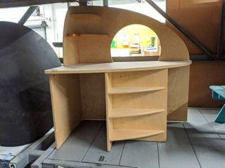 Children s Organizer Shelf