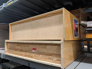 5  Wooden Kids Storage Shelves