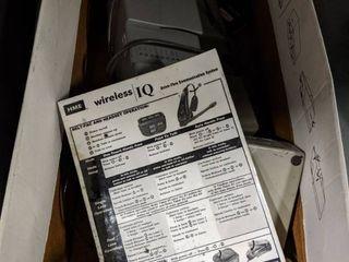 Wireless IQ Drive Thru Communication System