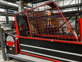 Hoop Fever Basketball Arcade Game