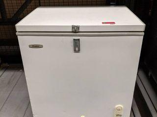 Haier Small Deep Freezer