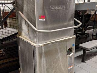 Hobart Upright Dish Washer Model AM15