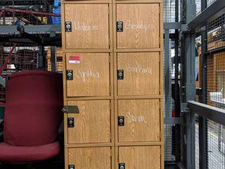 locker Unit  No Keys