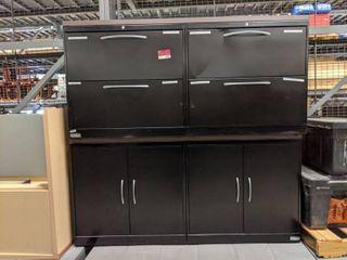 2  Storage Cabinets