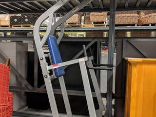 Hammer Strength Pull Up Ab leg lift Unit